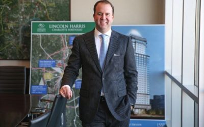 Charlotte's Newsmakers in 2018: Johno Harris staying busy during Charlotte's ongoing development boom
