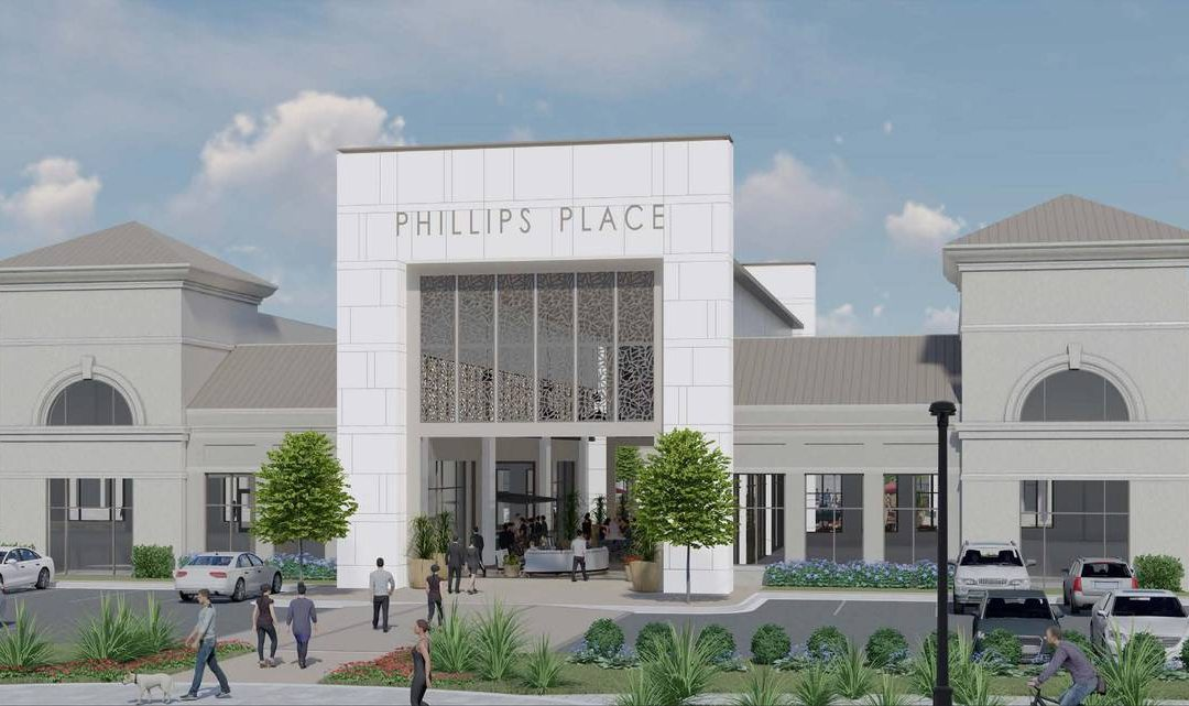 Here's how Phillips Place is reinventing itself amid all the changes in SouthPark