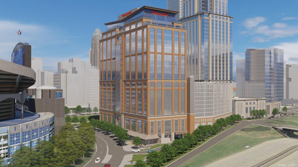 Honeywell HQ to anchor latest office tower at Legacy Union in uptown