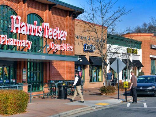 Rosedale Shopping Center